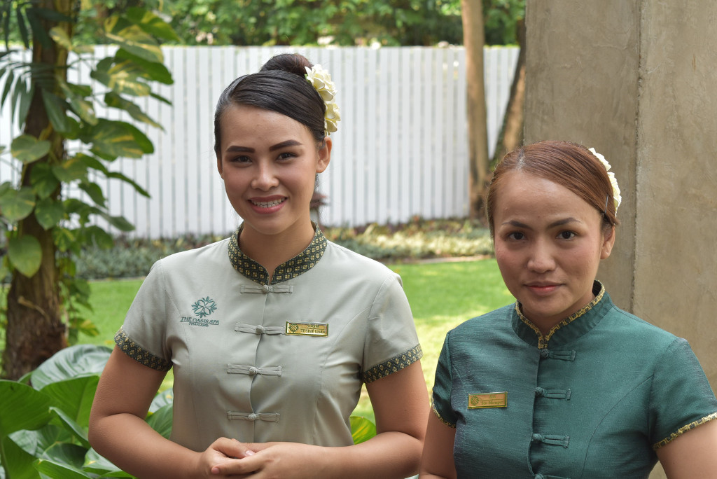 The Oasis Spa – ultimate tranquillity in the heart of Bangkok 11