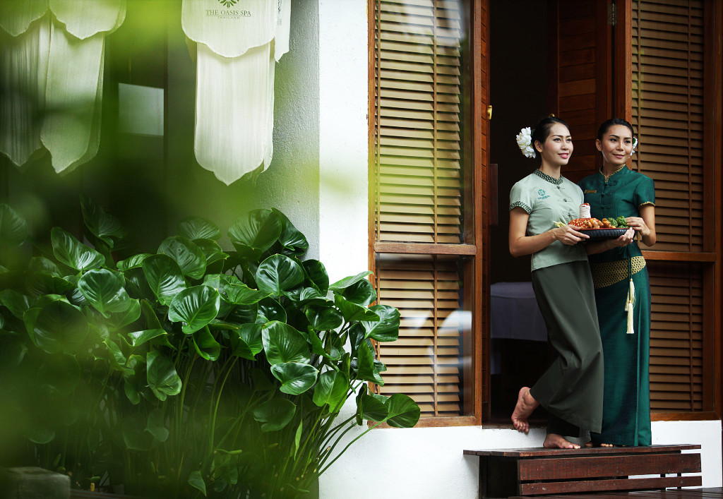 The Oasis Spa – ultimate tranquillity in the heart of Bangkok 9