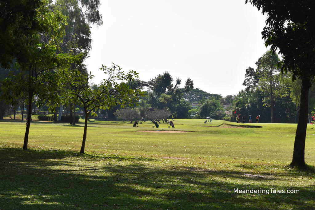 Chiang Mai Gymkhana Club – Colonial Country Cub experience in the centre 11