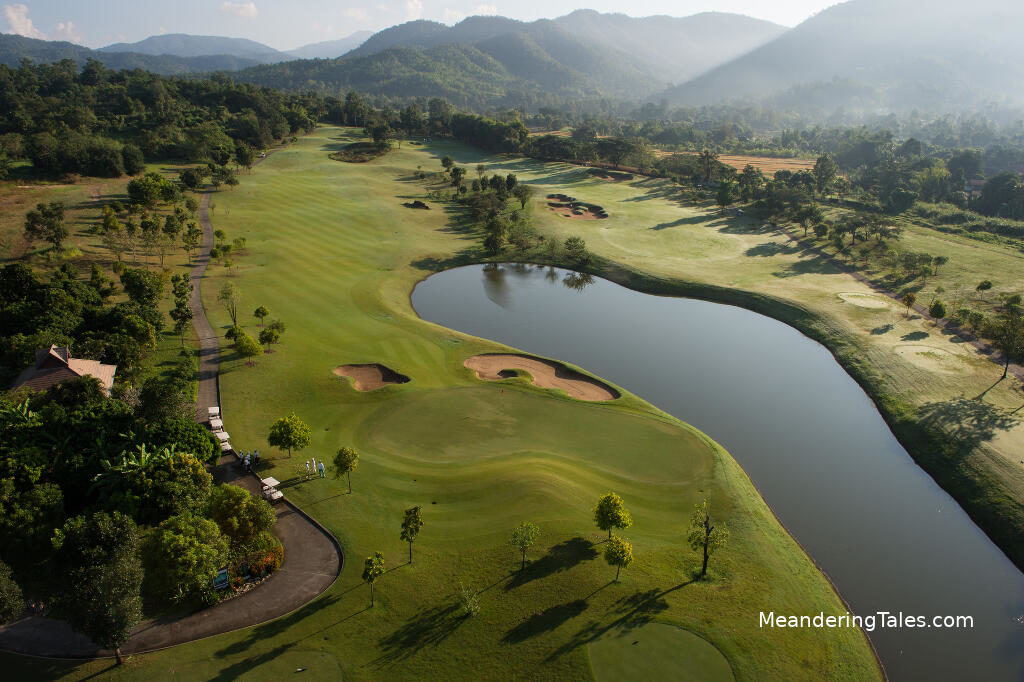 Chiang Mai Highlands – A great golfing pleasure up to International standards 4