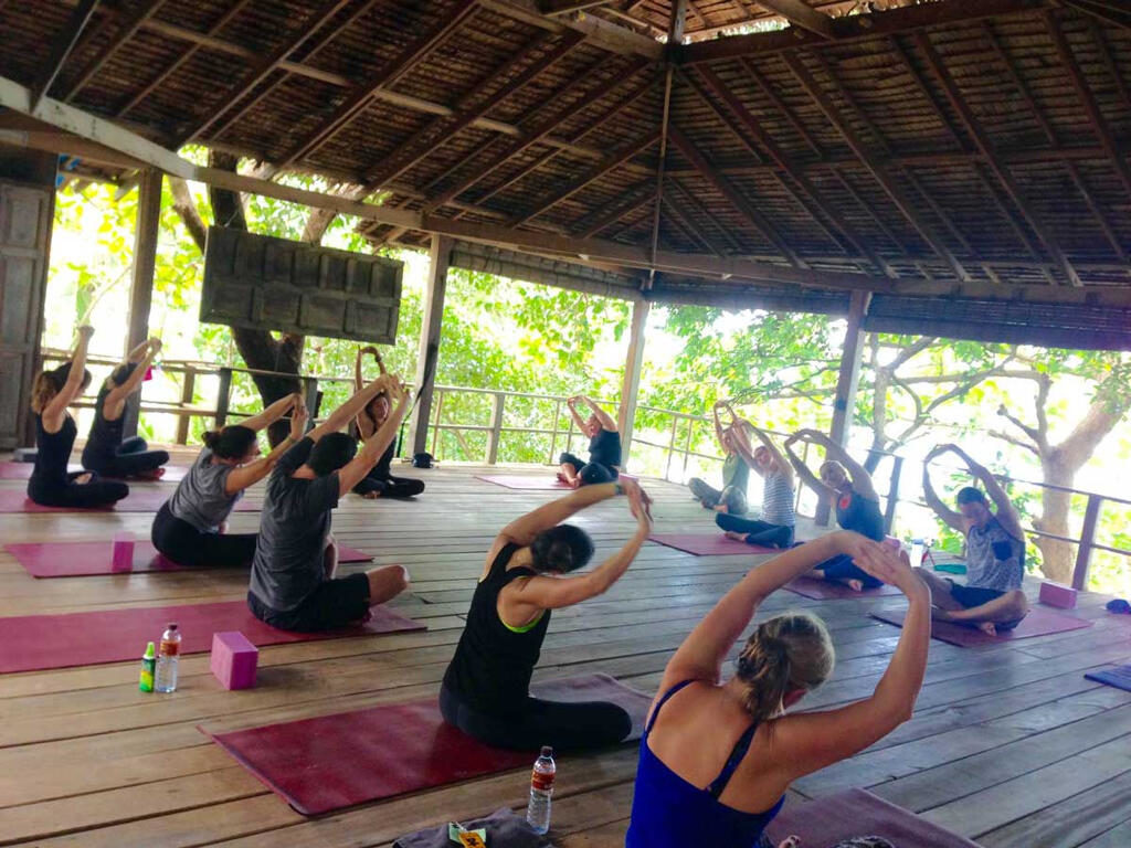 Yoga in Thailand – Such a vast range from the Cities, the Mountains and the Islands 3