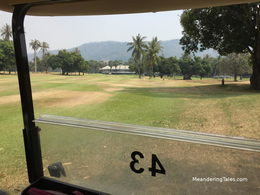 Mountain Shadow Golf Course – a Challenge to find and Challenging to play! 2