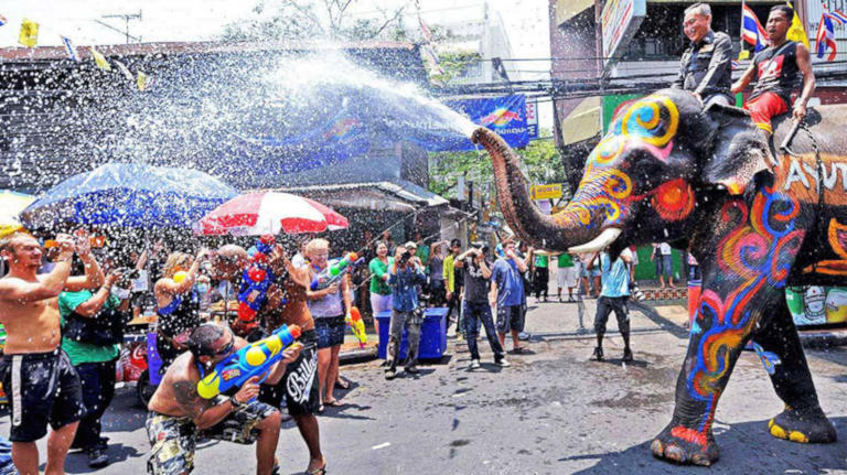 Ready for Songkran 2019? The fun is about to start! 3