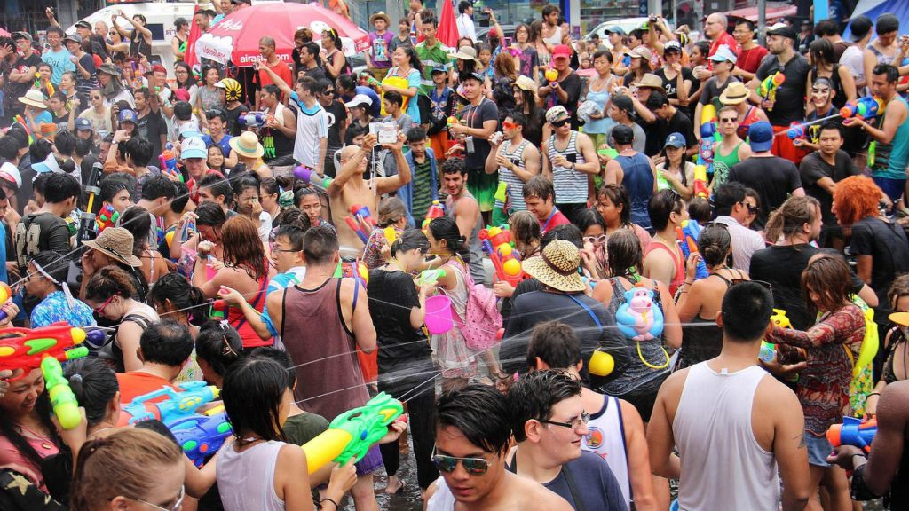 Ready for Songkran 2019? The fun is about to start! 5