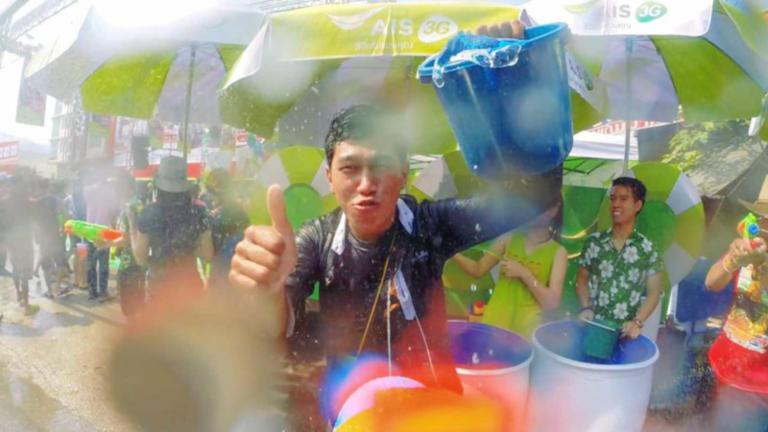 Ready for Songkran 2019? The fun is about to start! 2