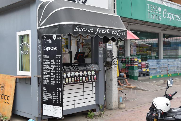 Small is Beautiful – Secret Café, a hidden gem in Pratumnak 2