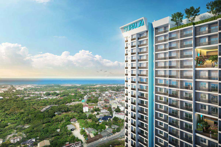 """Retiring in Thailand – Searching for a Condo in Jomtien (Part 2) """"Hit the Road and start pounding the pavement to search for your Condo in Jomtien"""" 6"""