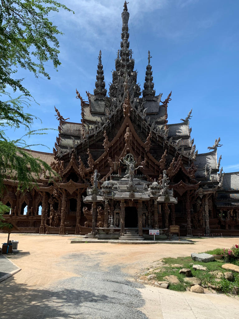 The Sanctuary of Truth, Pattaya, Thailand 4