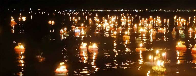 Loy Krathong - One of the most captivating festivals in Thailand 6