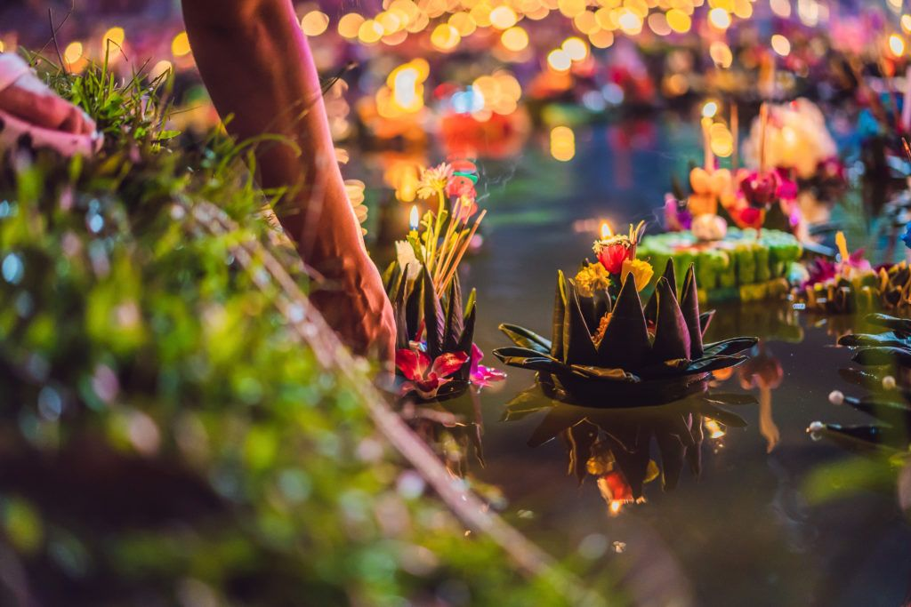 Loy Krathong - One of the most captivating festivals in Thailand 5
