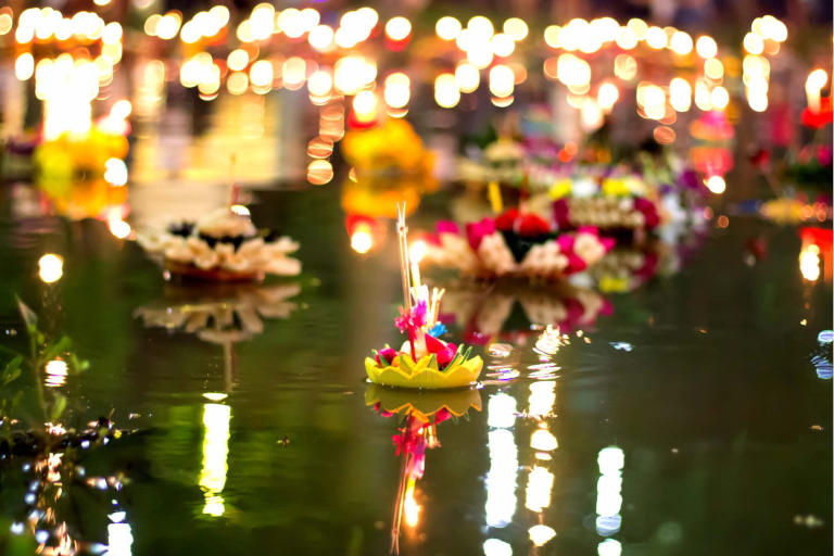 Loy Krathong - One of the most captivating festivals in Thailand 2