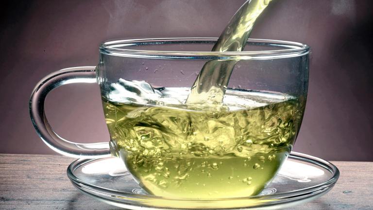 Lemongrass & Pandan Tea (with ginger) 4
