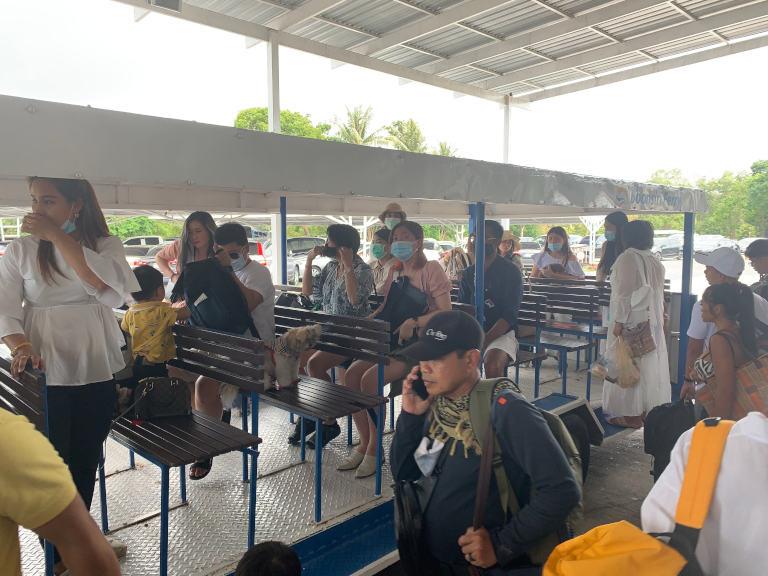 The excellent Boonsiri Ferry to Koh Kood (Ko Kut) 8