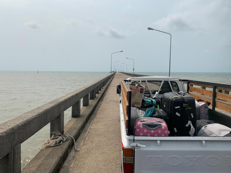 The excellent Boonsiri Ferry to Koh Kood (Ko Kut) 9