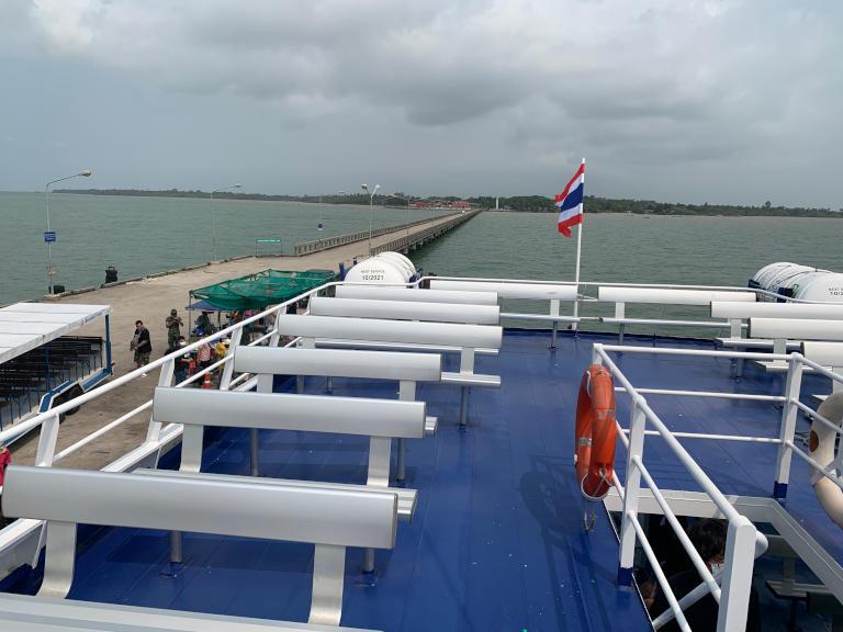 The excellent Boonsiri Ferry to Koh Kood (Ko Kut) 10